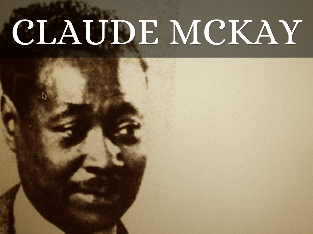 the life and writing career of claude mckay About claude mckay biography for most of his writing career, mckay was a british subject because he was for the later period of his life, mckay lived in.