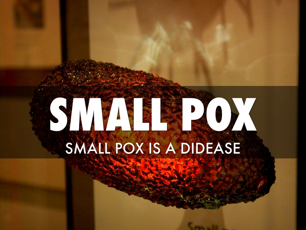 Small Pox By Snya