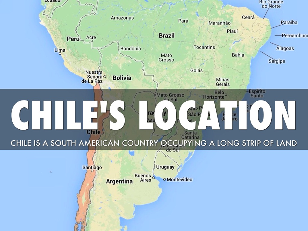 Christmas In Chile By Emilyosantander - Chile location