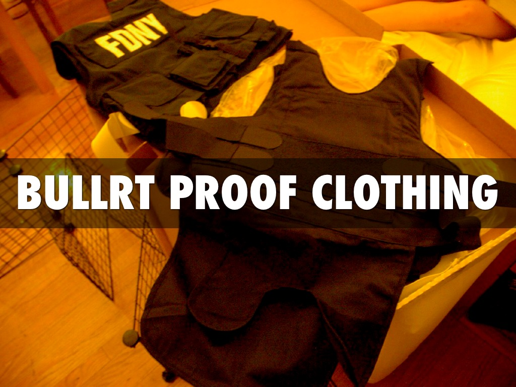 the history of bulletproof clothing essay Wearable gear that stops a bullet in its tracks has existed for some time, but presidents and other vips don't want to make a public appearance while looking like a as cnn reports, caballero has spent the past 25 years developing, manufacturing, and selling armored clothing for some of the world's elite.