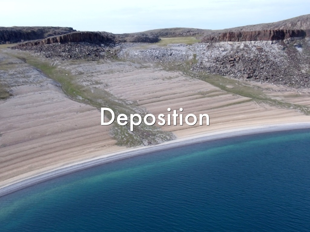 weathering  erosion  deposition by brooke der
