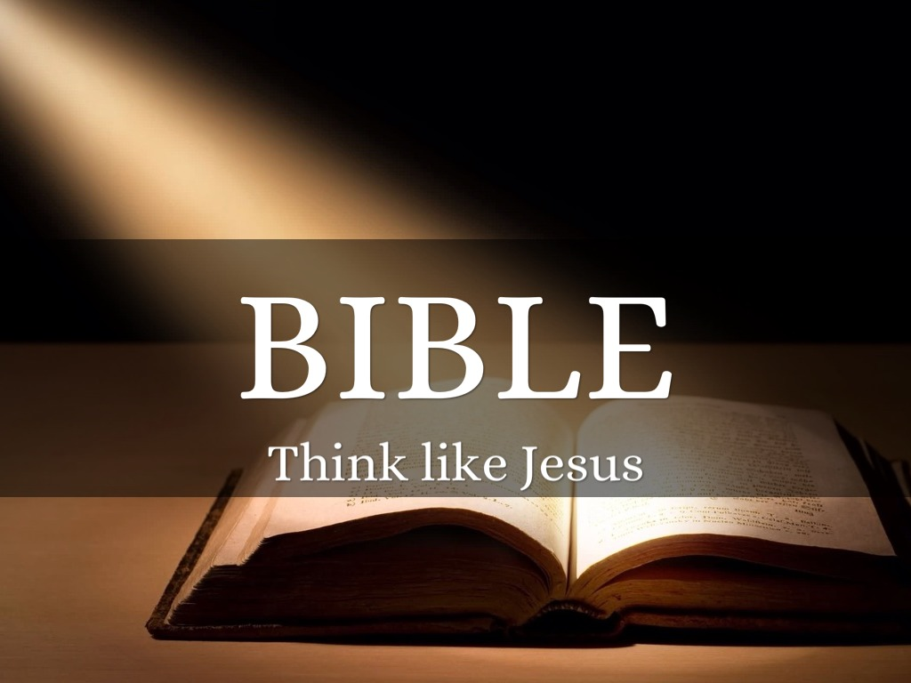 Think Like Jesus: Bible