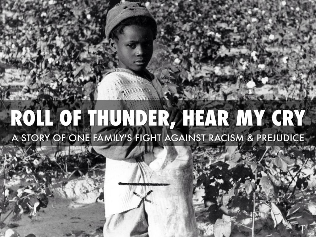 Roll of Thunder, hear My Cry by cheryl whitehurst