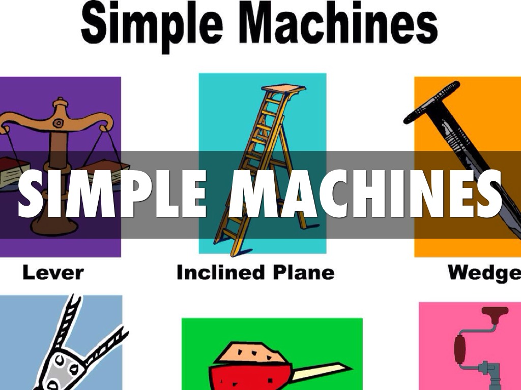 how to build a lever simple machine