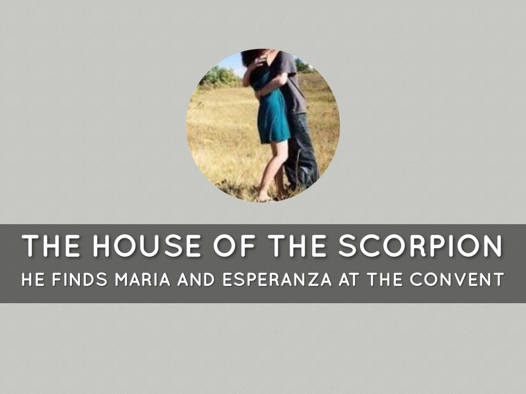 the house of the scorpion essay Night of the scorpion is a poem by nissim ezekiel included the aqa anthology it starts in a house at night where it is raining and a scorpion, in order to take.