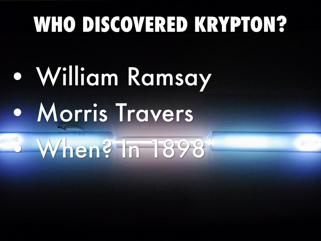 Krypton Element Project by brandiboard