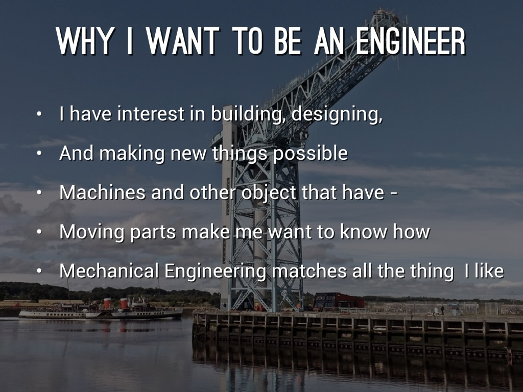 Mechanical engineering by austin walker for I need an engineer