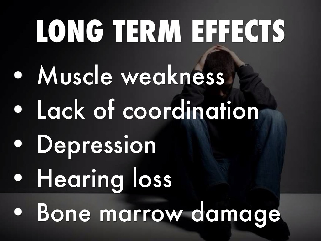Tetracycline Side Effects Long Term