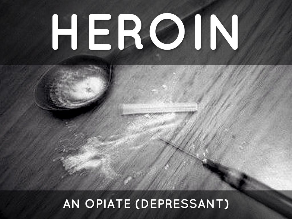 Heroin By Carlo Izzo