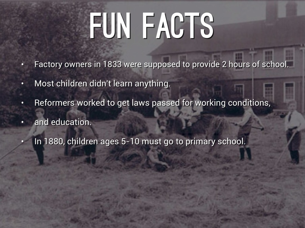 Education of charity schools in victorian england by for Victorian house facts