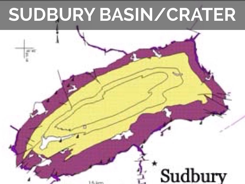 Sudbury Crater Ontario