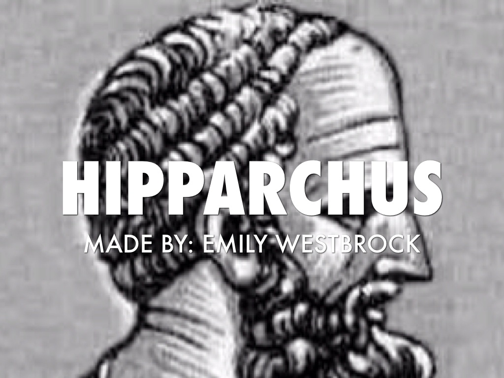 hipparchus by emily westbrock