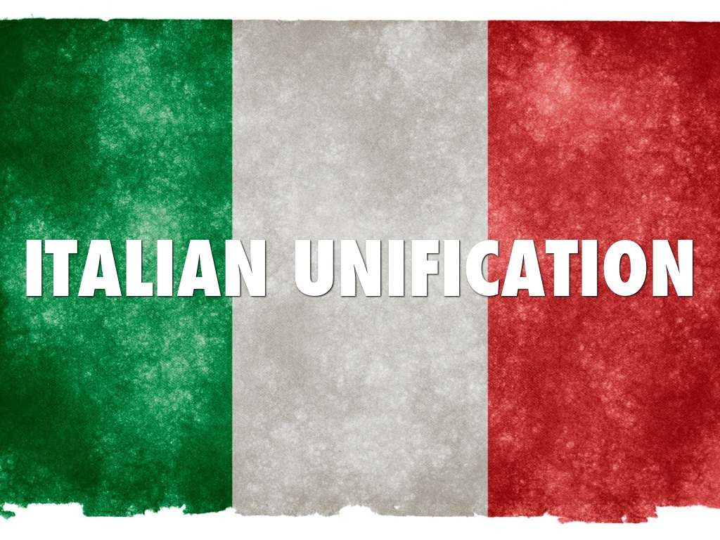 italian unification Download past episodes or subscribe to future episodes of talking history: the italian unification by benjamin & adam ashwell for free.