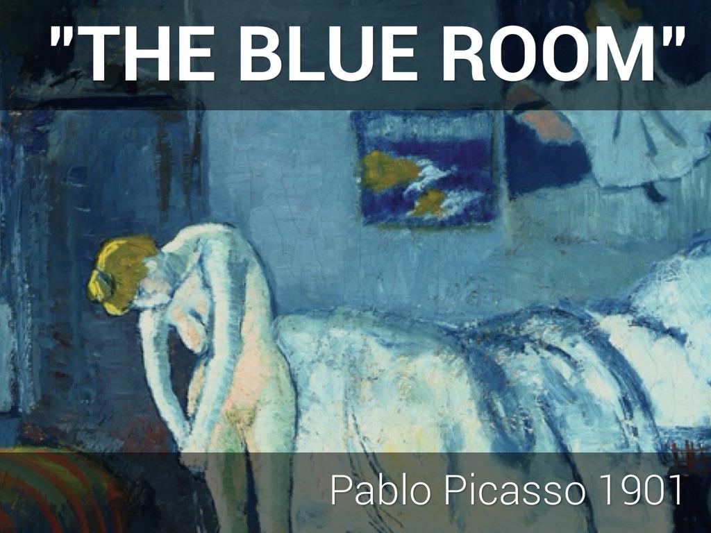De Daumier-Smith\'s Blue Period by Anne-Marie Medina-Men