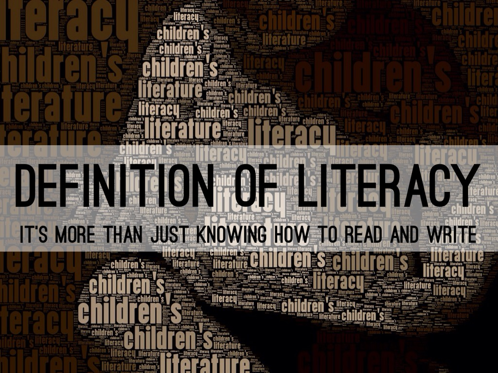 becoming literate Why is digital literacy important digital literacy is one component of digital citizenship literacy skills have always been important in centuries past,.