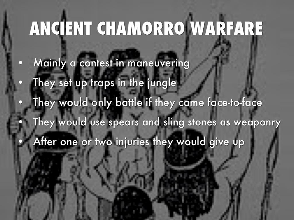 ancient chamorro