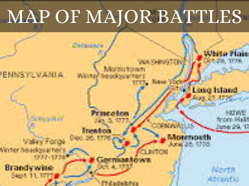 worksheet Revolutionary War Map Worksheet battles of the revolutionary war by jacob akers