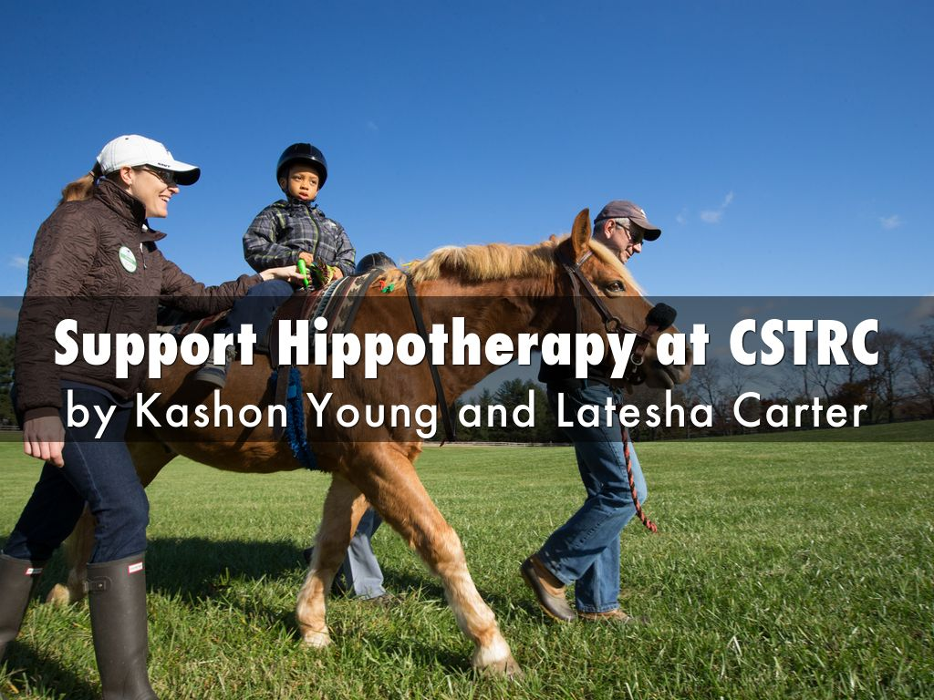 Support Hippotherapy at CSTRC