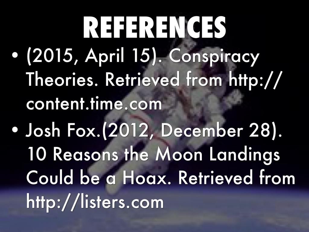 fox news moon landing hoax - photo #33