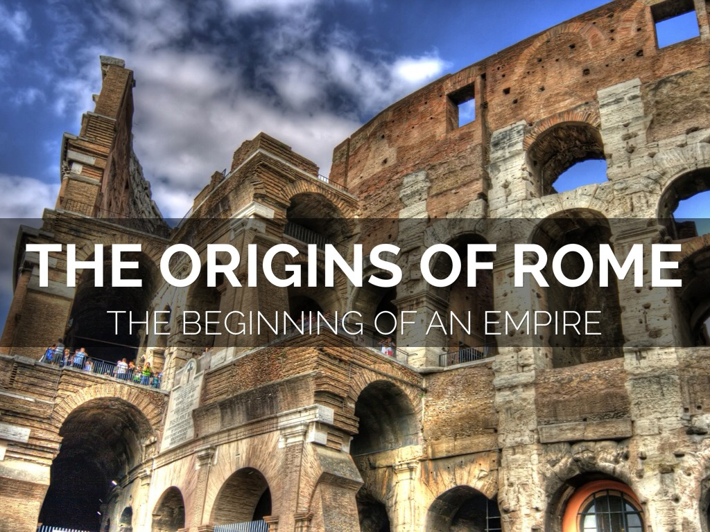 the origins of rome by cooper sylar