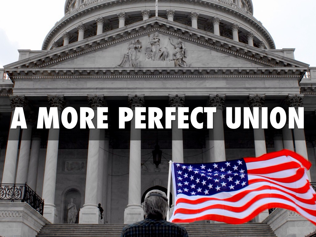 a more perfect union usage of A more perfect union is the name of a speech delivered by then senator and president barack obama on march 18, 2008 in the course of the contest for the 2008 democratic party presidential nomination.