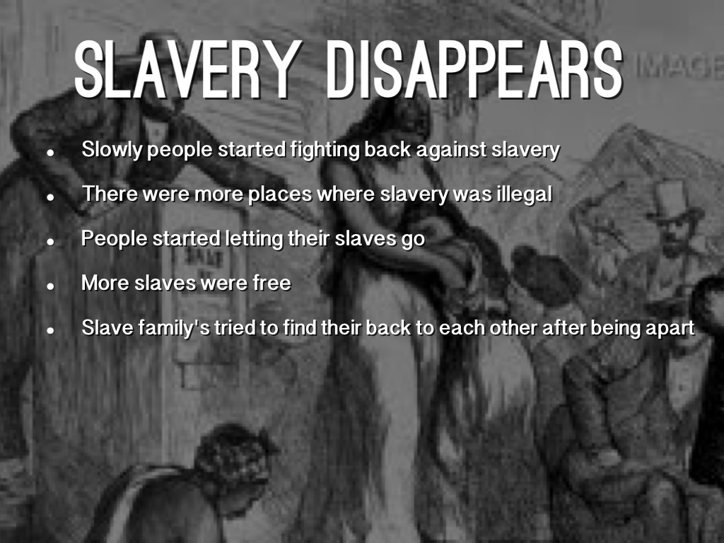 slavery is freedom While american colonists waged war against the british, some patriots recognized the irony of their struggle for independence amid widespread slavery.