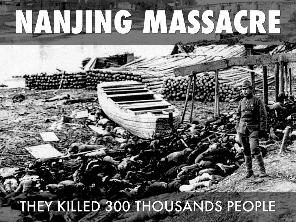 Nanjing Massacre By Zicheng Wang