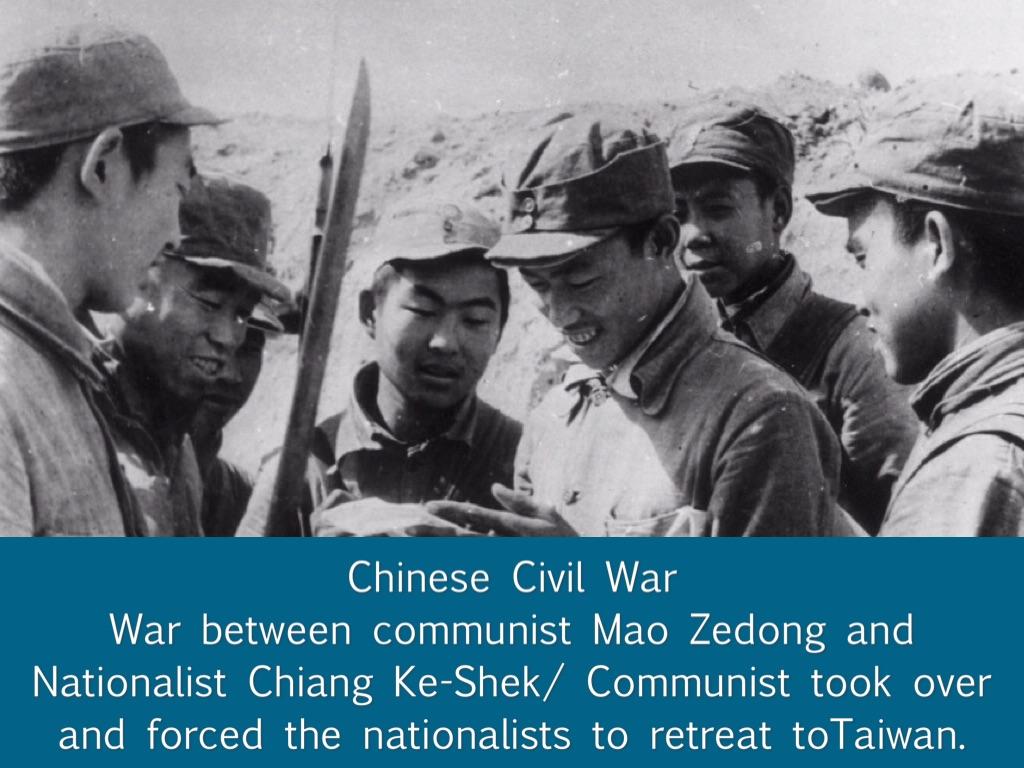 china civil war and communist triumph