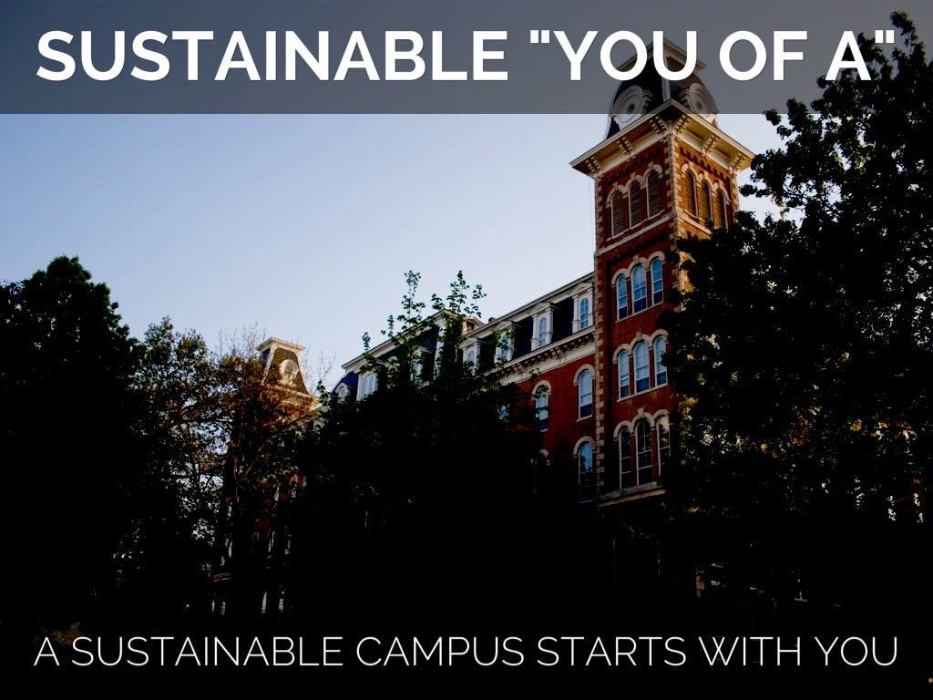 "Sustainable ""You of A"""