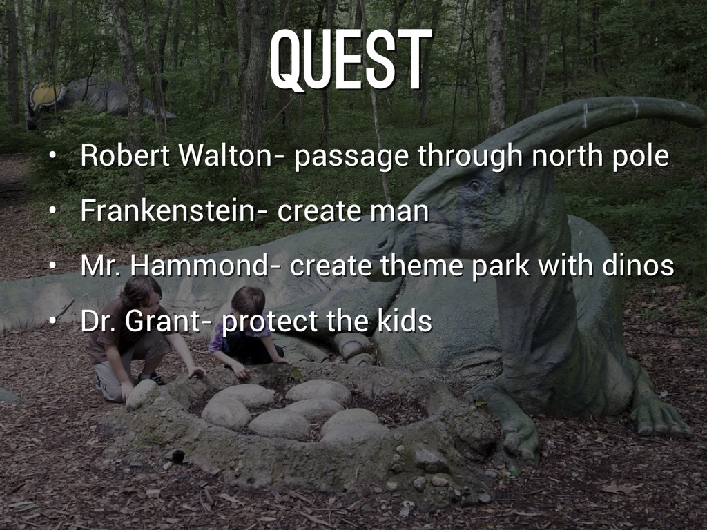 frankenstein and robert walton