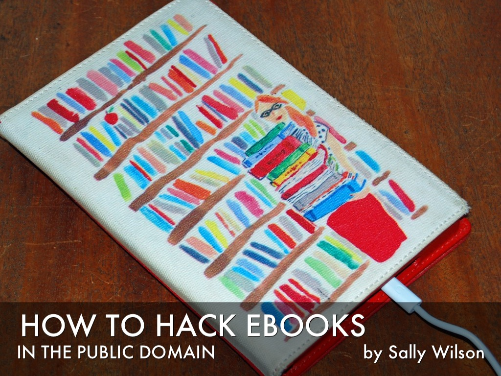 How To Hack Ebooks