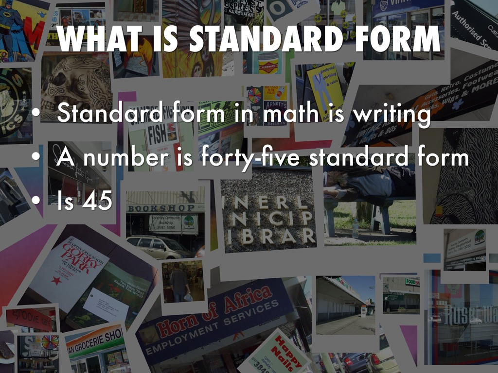Standard and expanded form by demaree neal what is expanded form falaconquin