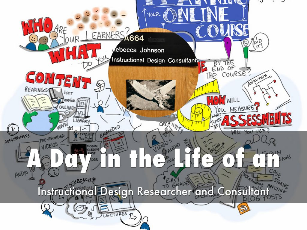 A Day In The Life Of An Instructional Designer By