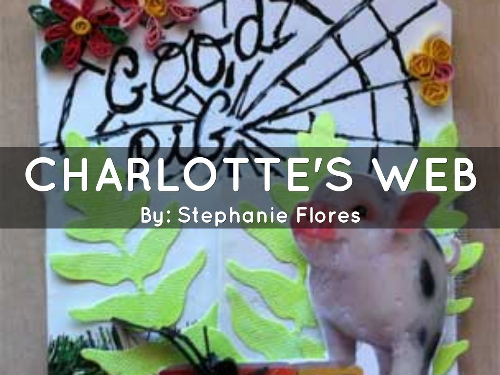 charlotte s web by stephflores45