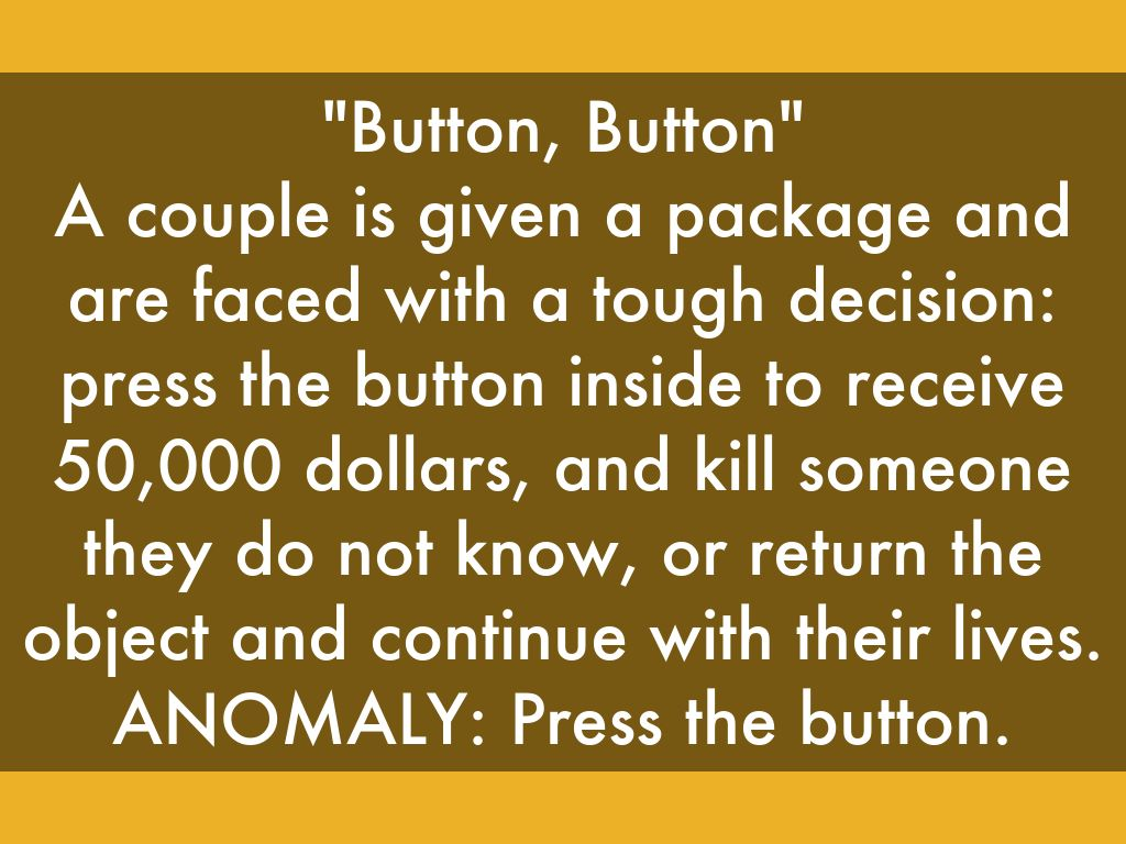 button button story