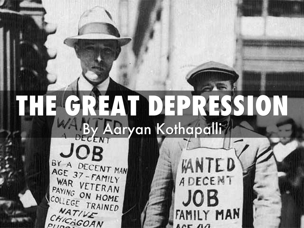 the many factors that contributed to the start of the great depression in america in 1929 The modern world has never experienced an economic crisis as severe as the 'great depression' the term was first coined in the united states to describe the economic collapse that, by 1931, had shattered the us economy and americans' faith in the future.