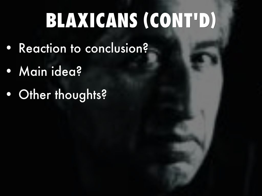 blaxicans and other reinvented americans The son of mexican immigrants who believes assimilation means that while america is made up of people from many different races, ethnicities, and cultures, they are all being mixed together into one american people.