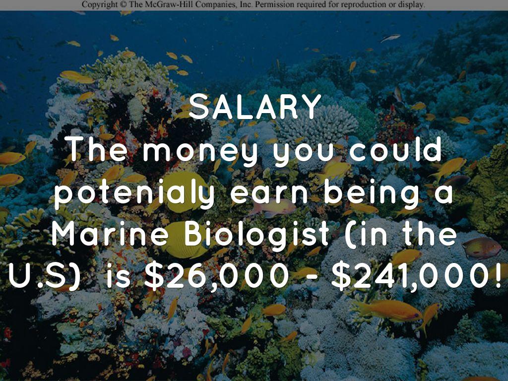 Marine Biologist Salary | www.pixshark.com - Images ...