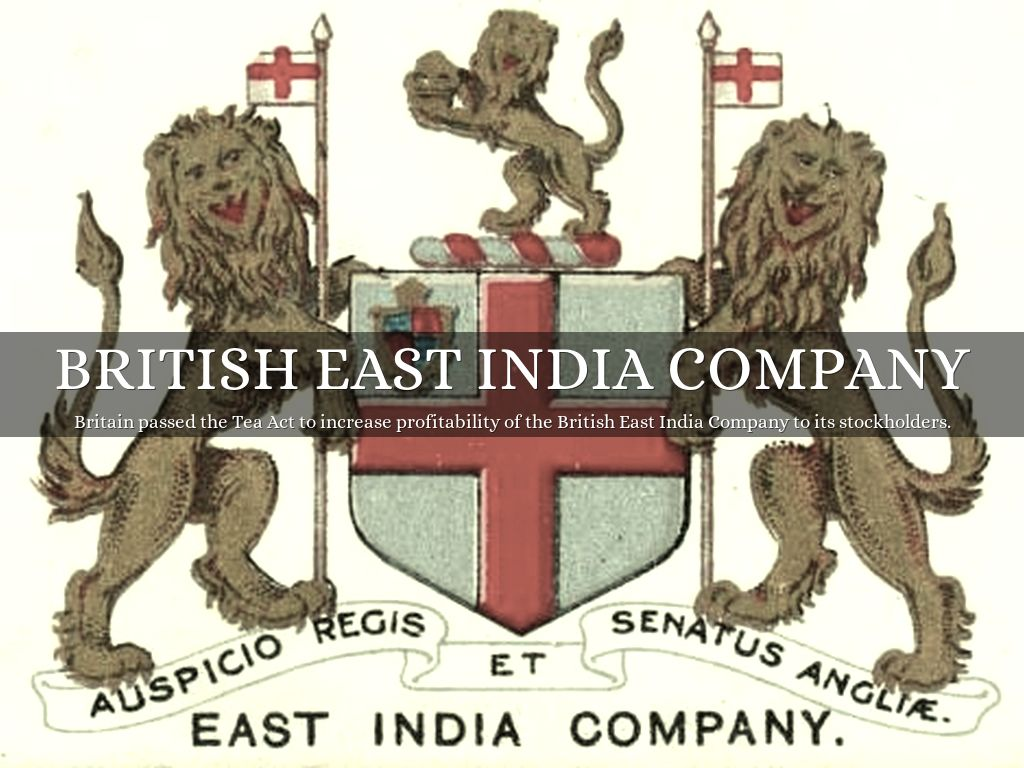 the british east india company essay Nick robins in his paper (1) on the british east india company stated: and for   nothing in this essay mitigates my abhorrence of the east india company.