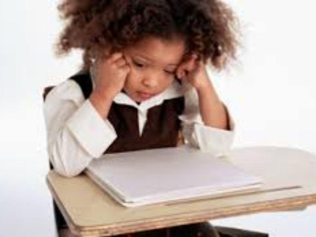 homework is a burden