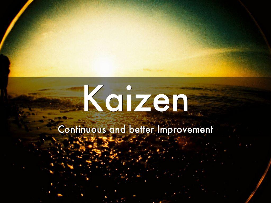 Kaizen by madhavkrisna...