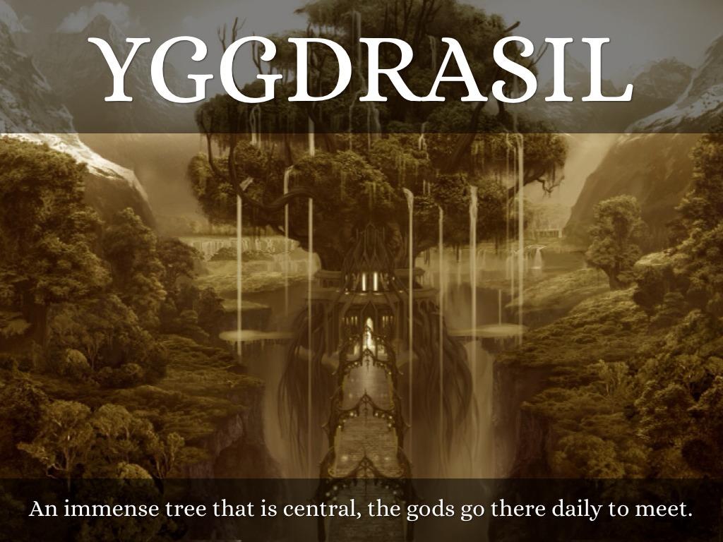 norse mythology by katri kirschman