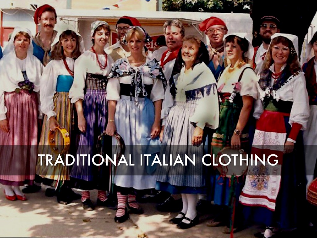 Italy culture clothing images for Italian culture