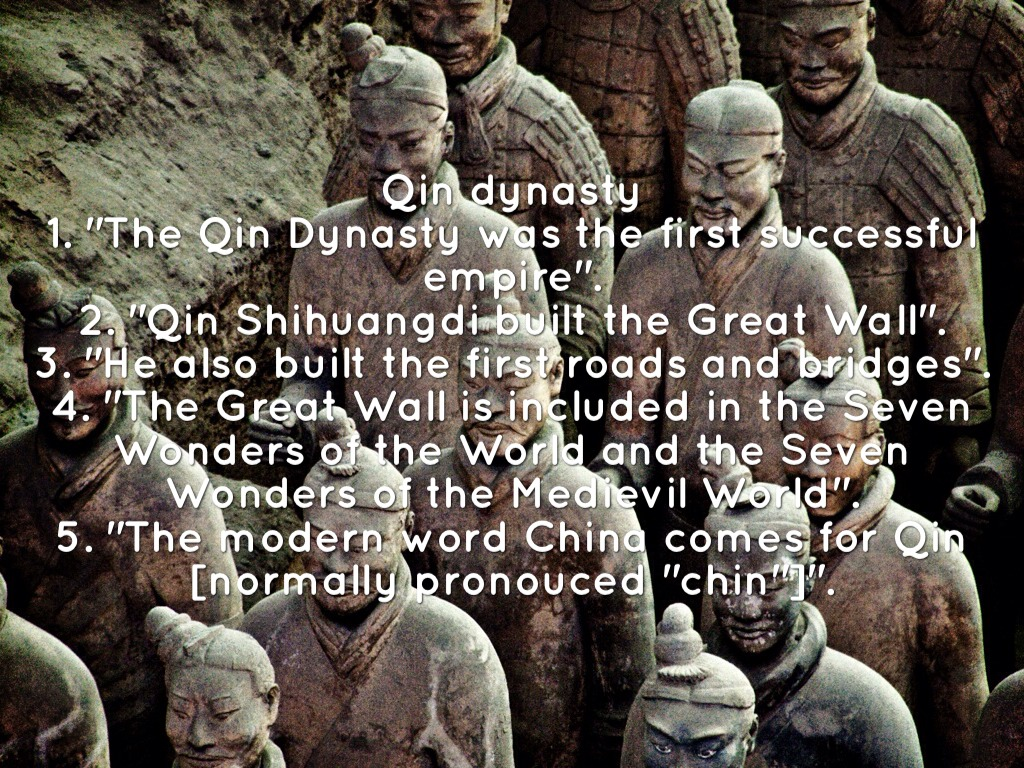 a description of the great wall of china as a wall that was built during the chin dynasty The exact number of people who died during the construction of the great wall of china is unknown however, it is estimated that up to 1,000,000 people lost their lives over 2000 years ago, emperor qin commanded the original construction of the great wall of china the belief was that this wall .