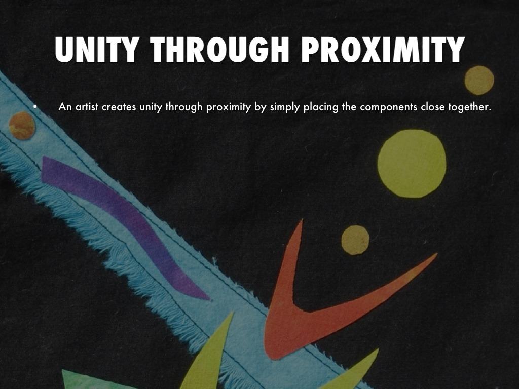 unity by trevor neely
