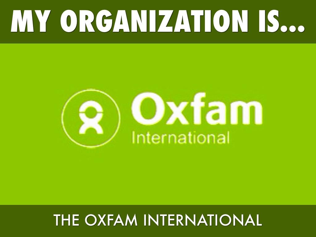 Oxfam Brenton A. B3