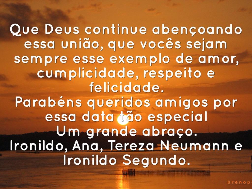 Mensagens De Aniversario De Casamento: Feliz Aniversário De Casamento By Tereza Neumann