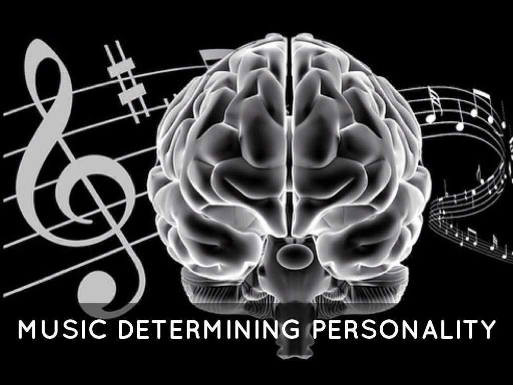 music and personality So my question is: is music affected by your personality or is personality affected by your music or do you think both count if so, which one.