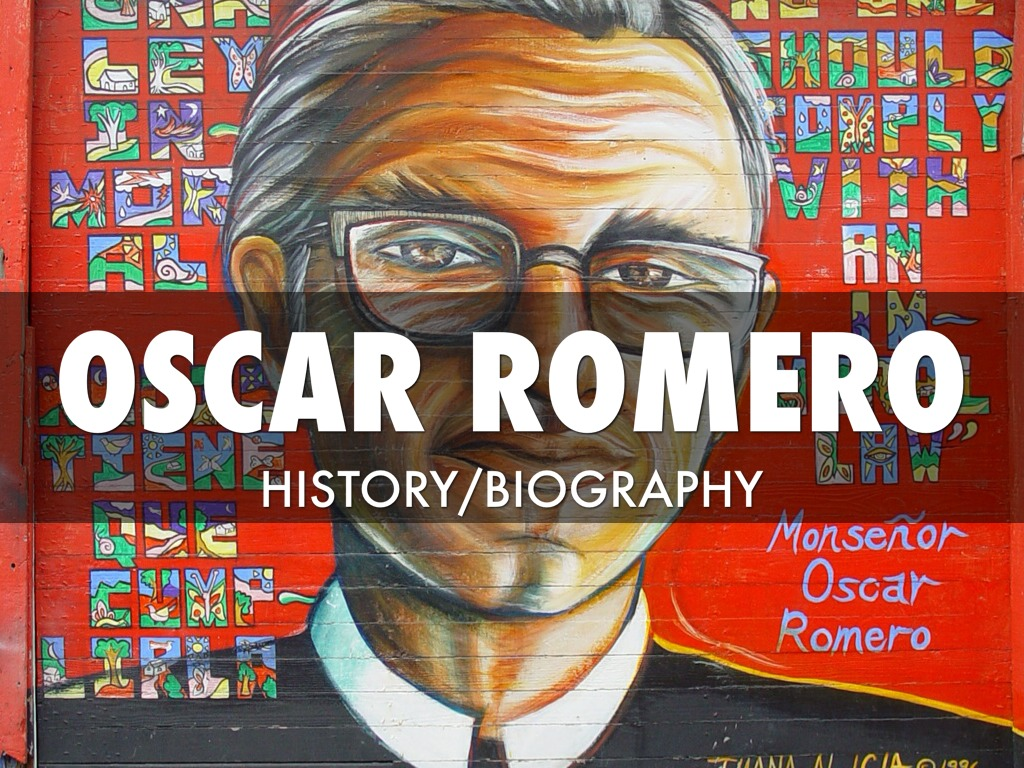 the life and contributions of oscar romero Archbishop romero's beatification 'to take place on may 23 it continued for years as church officials combed through thousands of documents related to his life the effort began moving forward under pope benedict xvi pope francis is giving us blessed oscar romero.