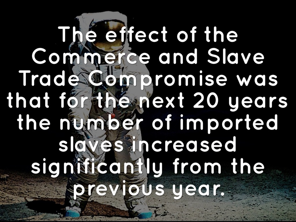 the effect of the slave trade